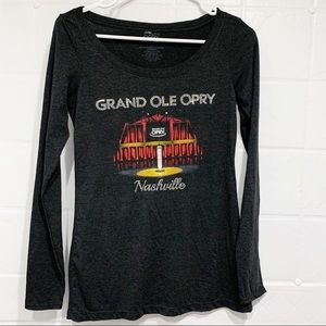 Grand Ole Opry Nashville long sleeve shirt